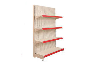 Four Layer Floor Standing Display Racks For Supermarket / Grocery Store / Retail Store