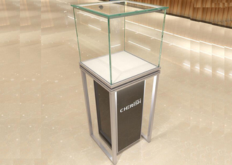 Commercial Jewellery Display Cabinets For Shops , Modern Jewelry Display Cases