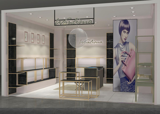 Fashion Shoe Shop Display Stands For Exhibition / Showroom / Shopping Mall